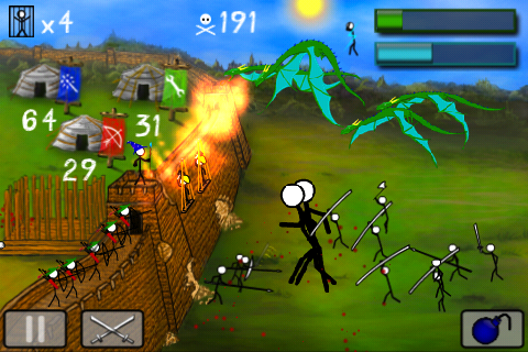 Screenshot StickWars Ultimate Challenge
